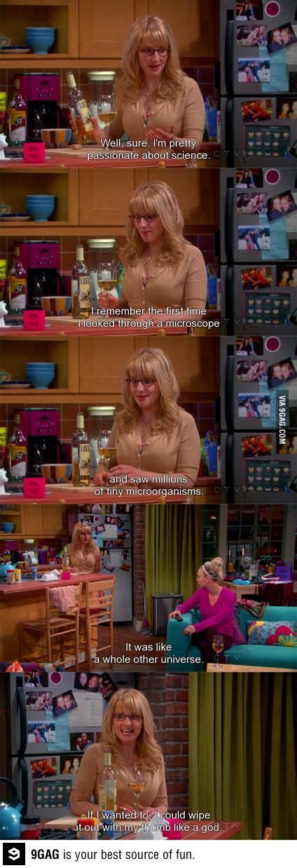 Bernadette Meme - microbiology big bang theory and bangs on pinterest
