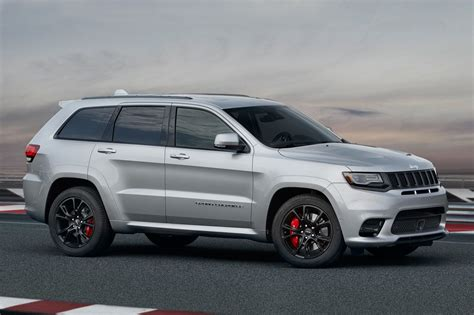 srt jeep 2017 2017 jeep grand srt suv pricing for sale edmunds