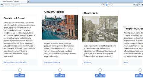 themeforest timeline 51 css timelines todo premium responsive flat html5