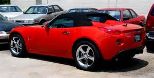 Pontiac Two Seater Tulsa Gentleman Ruby Tuesday Pontiac Solstice