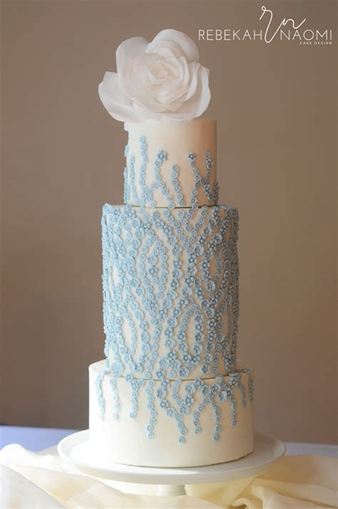 Wedding Cakes By Design artistic wedding cakes by rebekah cake design mon