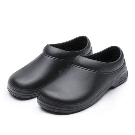 chef shoes kitchen nonslip shoes safety shoes cook