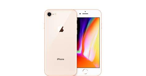 iphone 8 64gb gold gsm at t apple