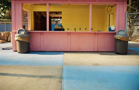 Interior Wall by Eggleston S Empty America By Alexander Nemerov Nyr