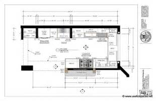 kitchen restaurant floor plan portland kitchen design planning pitman equipment