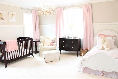 18 Baby Girl Nursery Ideas Themes Designs Pictures Pure Pink Nursery Decor