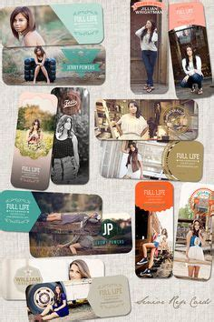 Millers Rep Card Templates by 1000 Ideas About Senior Rep Cards On
