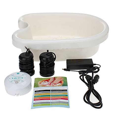 Kendal All In One Ionic Detox Foot Bath by Search Results For Foot Detox Machine Pg1 Wantitall