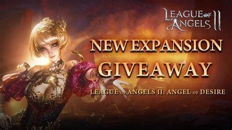 League Of Angels Code Giveaway - league of angels 2 angel of desire new expansion giveaway mmo square players meet