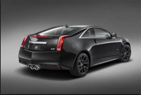 cadillac cts v coupe 2018 new design more features