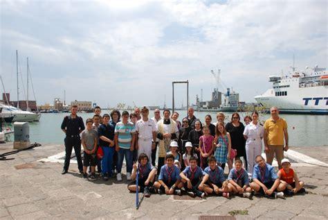 capitaneria porto catania porto la capitaneria apre le porte a studenti e scout