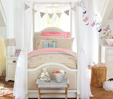 pottery barn canopy bed remy canopy bed aged white pottery barn kids