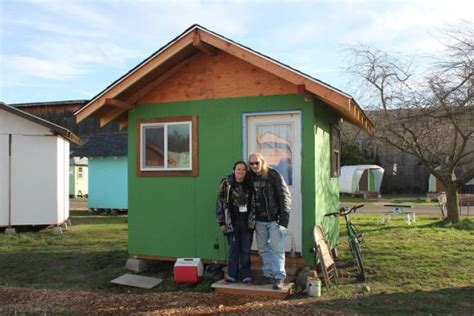 Small Home Builders Eugene Oregon Is It Time For Tiny House Villages