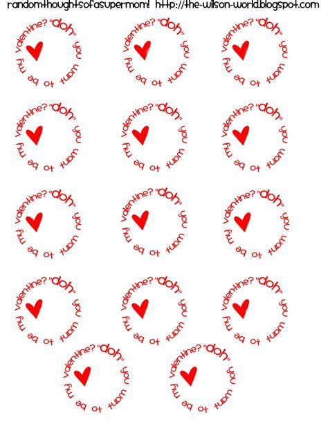 printable labels valentines pretty gritty girls 187 blog archive 187 pgg diy kid s