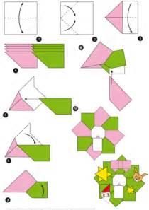 printable origami paper christmas origami christmas wreath tutorial free printable