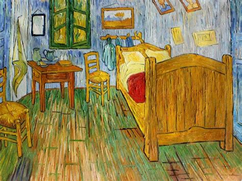 bedroom at arles vincent van gogh vincent s bedroom at arles hand