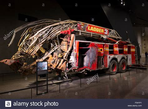 stock photo company new york city fire department ladder company 3 exhibit at