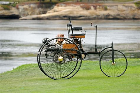 first mercedes benz 1886 1886 benz motorwagen replica pictures history value