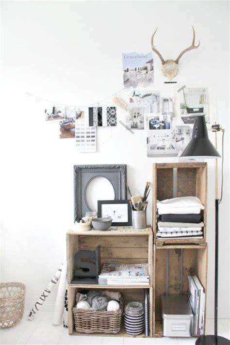 Regal Home Decor by 25 Best Ideas About Weinkisten Regal On Box