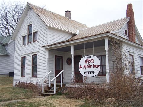 villisca axe murder house stabbing incident at villisca axe murder house friday morning 171 kjan radio atlantic
