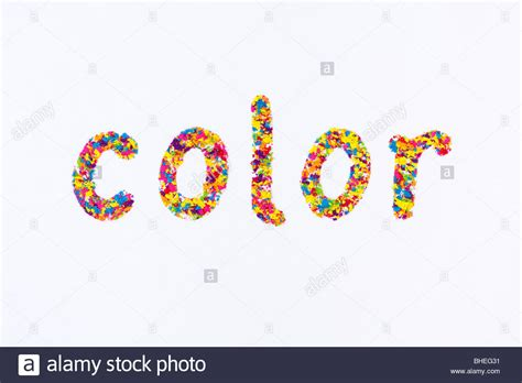 another word for color the word color american spelling spelt using multi