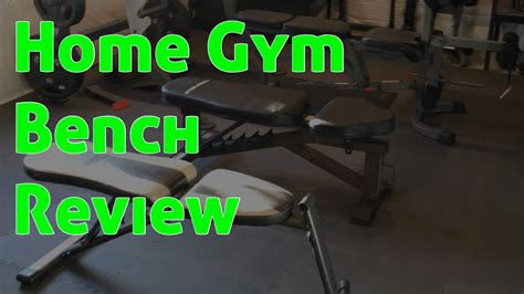 home bench review symbiotic fitness fit for