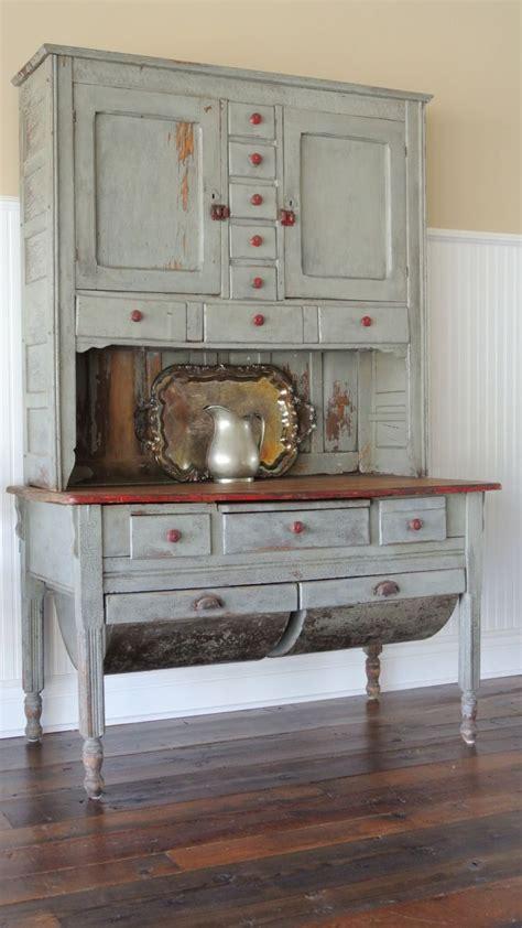 Primitive Painted Kitchen Cabinets 381 Best Images About Primitive Cupboards On Pinterest