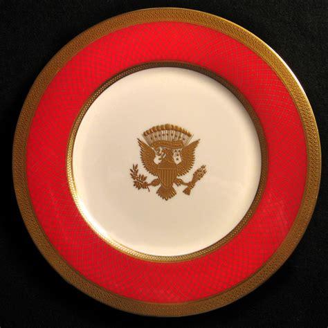 Ronald Reagan White House China Nancy Reagan White House China