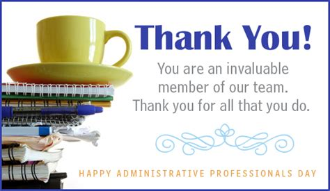 administrative day card template free invaluable ecard email free personalized