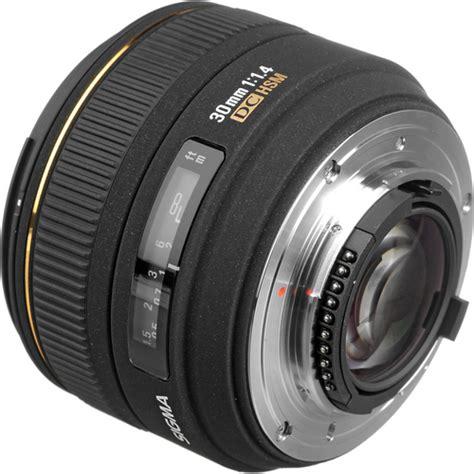 Sigma 30mm F1 4 sigma 30mm f1 4 ex dc hsm af for nikon digital slr 300306 163 259 00
