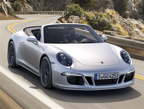 Porsche Carrera 991 by Porsche 991 Carrera Gts Revealed With 430 Hp