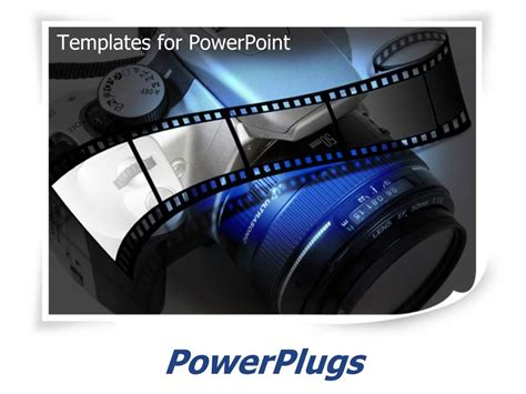 photography powerpoint template powerpoint template photography with and slr