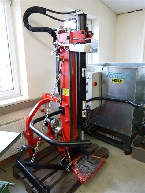 gebrauchte kaufen gebrauchte maschinen brennholzspalter jonsered