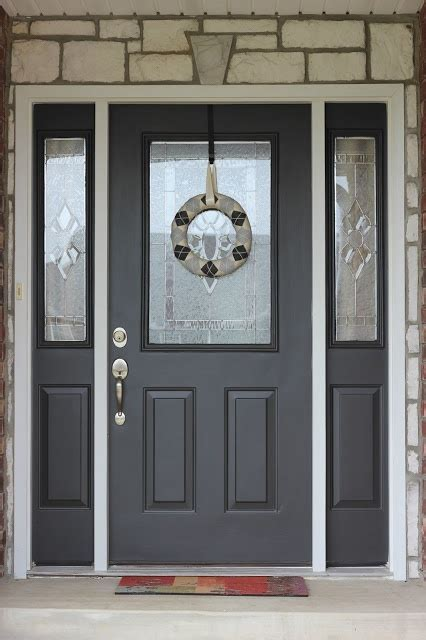 front door paint colours best 25 front door painting ideas on front