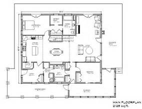 farmhouse floor plans eco farmhouse plan