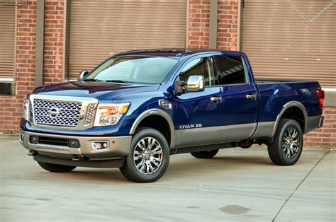 nissan pickup 2016 2016 nissan titan xd is autotalk com s truck of the year