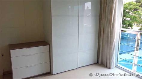 ikea glass sliding door wardrobe ikea pax farvik white glass sliding door wardrobe design