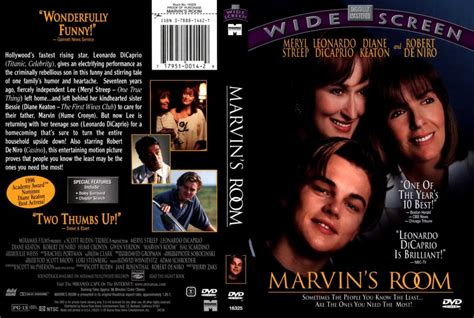 Room Dvd by Marvin S Room R1 Scan Dvd Scanned Covers 7marvin S Room Front Dvd Covers