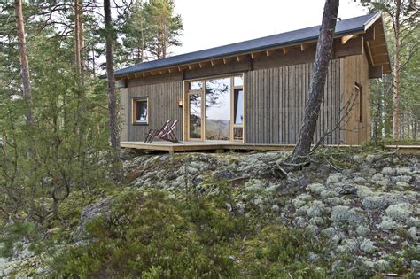 House Plans For Small Cabins gallery of cabin k studio kamppari 7