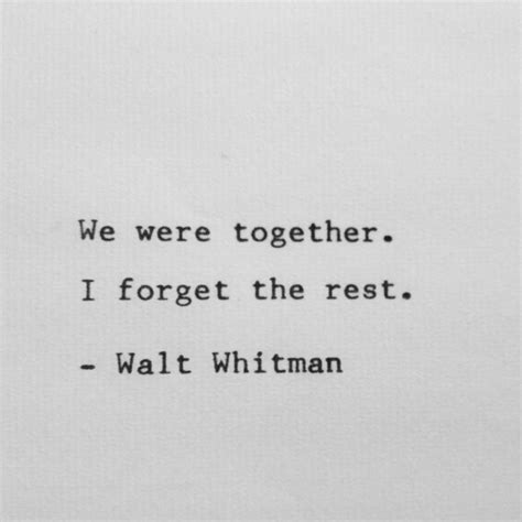 walt whitman quotes poetry quotesgram