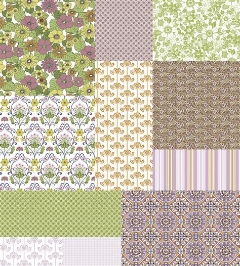 Wallpaper Patchwork - patchwork print wallpaper by engblad co clayton