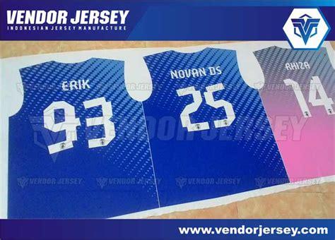 desain kerah lubang leher pembuatan baju futsal vendor pembuatan baju bola desain printing pesanan dari manado