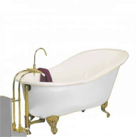 Porcelain Tubs For Sale Clawfoot Tub Porcelain Slipper Clawfoot Tub Only No