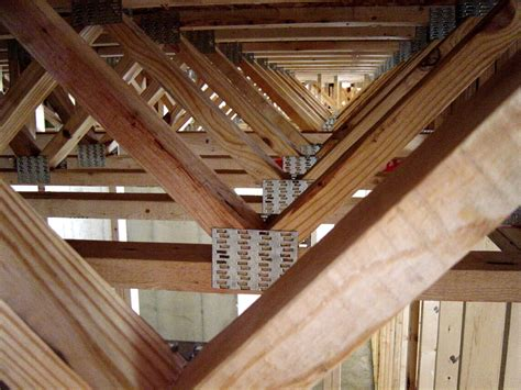 Wood Floor Trusses by Floor Trusses Truss Technologies