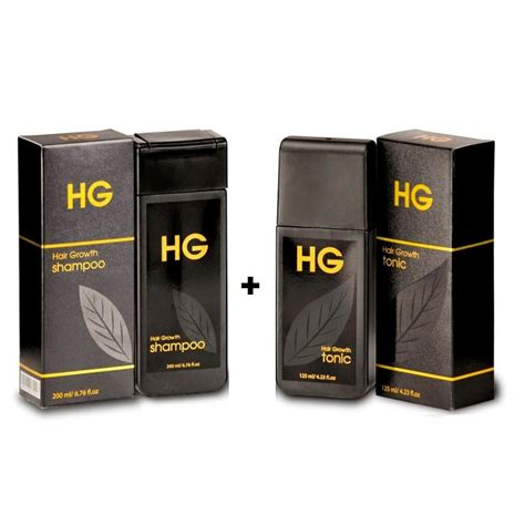 Hg Hair Tonic Paket Hg Shoo Hair Tonic For Elevenia