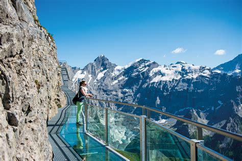 Servie Zwitserland Durf Jij The Thrill Walk In Zwitserland Aan Droomplekken Nl