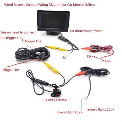 wireless rear view wiring diagram wiring diagram