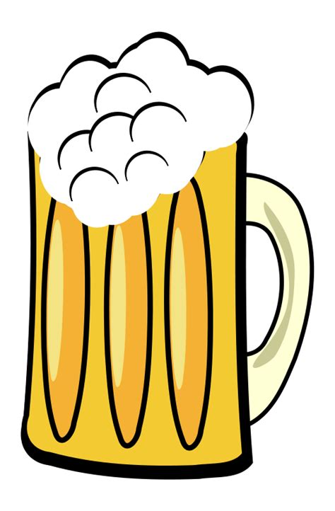 beer cartoon transparent beer free stock photo illustration of a mug of beer