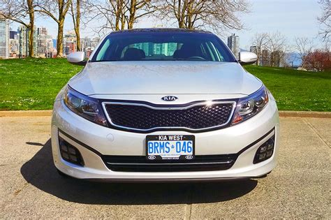 2014 Kia Optima Ex Turbo 2014 Kia Optima Sx Turbo Autos Ca