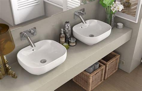 lavabos sobrepuestos lavabos